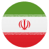 🇮🇷 flag: Iran Emoji on Joypixels Platform