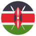 🇰🇪 flag: Kenya Emoji on Joypixels Platform
