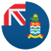 🇰🇾 flag: Cayman Islands Emoji on Joypixels Platform