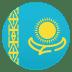 🇰🇿 flag: Kazakhstan Emoji on Joypixels Platform