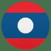 🇱🇦 Laos Flag Emoji on JoyPixels Platform