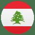 🇱🇧 flag: Lebanon Emoji on Joypixels Platform