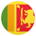 🇱🇰 flag: Sri Lanka Emoji on Joypixels Platform