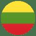 🇱🇹 flag: Lithuania Emoji on Joypixels Platform