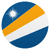 🇲🇭 flag: Marshall Islands Emoji on Joypixels Platform
