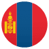 🇲🇳 flag: Mongolia Emoji on Joypixels Platform