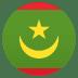 🇲🇷 flag: Mauritania Emoji on Joypixels Platform