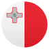 🇲🇹 flag: Malta Emoji on Joypixels Platform