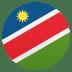 🇳🇦 flag: Namibia Emoji on Joypixels Platform