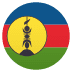 🇳🇨 flag: New Caledonia Emoji on Joypixels Platform