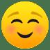 ☺️ Smiling Face Emoji on JoyPixels Platform