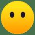😶 face without mouth Emoji on Joypixels Platform