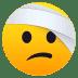 🤕 face with head-bandage Emoji on Joypixels Platform