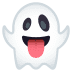 👻 Ghost Emoji on JoyPixels Platform