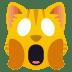 🙀 weary cat Emoji on Joypixels Platform