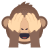 🙈 see-no-evil monkey Emoji on Joypixels Platform