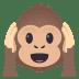 🙉 hear-no-evil monkey Emoji on Joypixels Platform