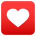 💟 heart decoration Emoji on Joypixels Platform