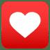 💟 Heart Decoration Emoji on JoyPixels Platform