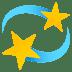 💫 dizzy Emoji on Joypixels Platform