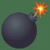 💣 bomb Emoji on Joypixels Platform