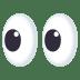 👀 Occhi Emoji sulla Piattaforma JoyPixels