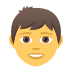 👦 Boy Emoji on JoyPixels Platform