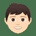 👦🏻 boy: light skin tone Emoji on Joypixels Platform