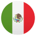 🇲🇽 flag: Mexico Emoji on Joypixels Platform