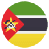 🇲🇿 flag: Mozambique Emoji on Joypixels Platform