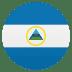 🇳🇮 flag: Nicaragua Emoji on Joypixels Platform
