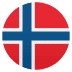 🇳🇴 Norway Flag Emoji on JoyPixels Platform