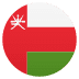 🇴🇲 flag: Oman Emoji on Joypixels Platform