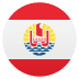 🇵🇫 flag: French Polynesia Emoji on Joypixels Platform