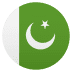 🇵🇰 flag: Pakistan Emoji on Joypixels Platform