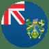 🇵🇳 flag: Pitcairn Islands Emoji on Joypixels Platform