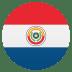 🇵🇾 flag: Paraguay Emoji on Joypixels Platform