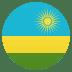 🇷🇼 flag: Rwanda Emoji on Joypixels Platform