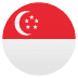 🇸🇬 flag: Singapore Emoji on Joypixels Platform