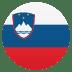 🇸🇮 flag: Slovenia Emoji on Joypixels Platform