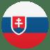 🇸🇰 flag: Slovakia Emoji on Joypixels Platform