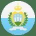 🇸🇲 flag: San Marino Emoji on Joypixels Platform