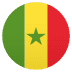 🇸🇳 flag: Senegal Emoji on Joypixels Platform