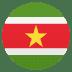 🇸🇷 flag: Suriname Emoji on Joypixels Platform