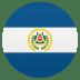 🇸🇻 flag: El Salvador Emoji on Joypixels Platform