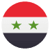 🇸🇾 Syria Flag Emoji on JoyPixels Platform
