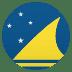 🇹🇰 flag: Tokelau Emoji on Joypixels Platform