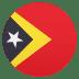 🇹🇱 flag: Timor-Leste Emoji on Joypixels Platform