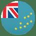 🇹🇻 flag: Tuvalu Emoji on Joypixels Platform
