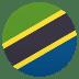 🇹🇿 flag: Tanzania Emoji on Joypixels Platform